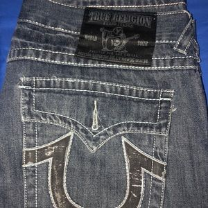 True Religion Jeans 36/32 Used